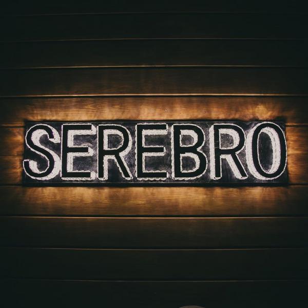 Логотип площадки SEREBRO